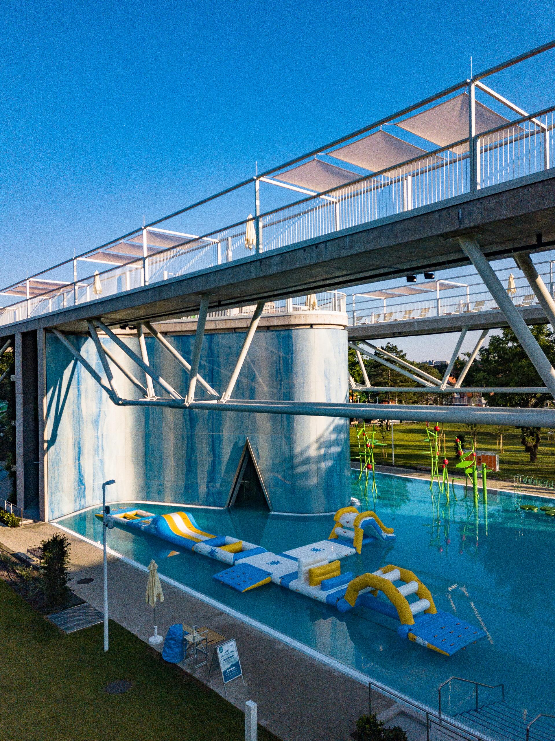 Aquaticum Waterpark of Debrecen